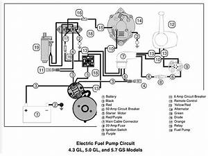 U0026 39 06 Volvo Penta 5 0l Fuel Pump Continuously Running Page