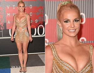 Britney Spears In Labourjoisie - 2015 MTV Video Music ...