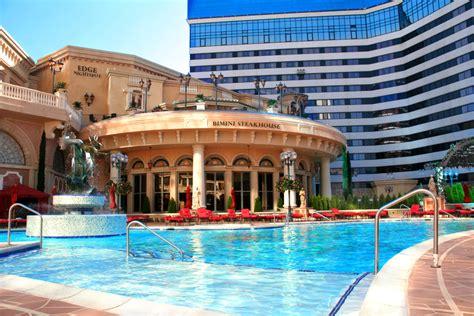 Peppermill Reno Pool Case Study  Premier Pools & Spas