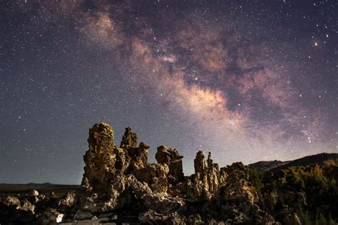The Night Sky Vanishing Percent Americans Can