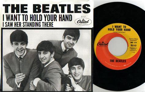 I Want To Hold Your Hand. Usa Singles