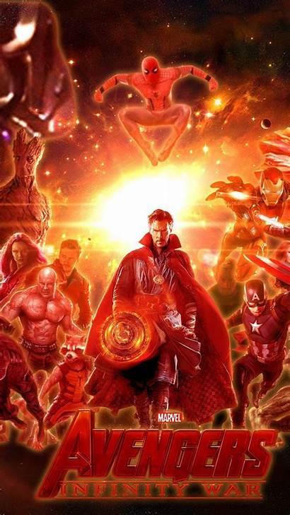Avengers Infinity War Marvel 4k Wallpapers 3d