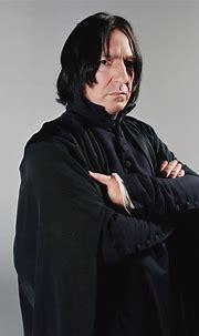 Świat Harry'ego Potter'a: Severus Snape