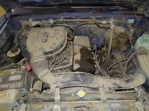 1995 Nissan Pickup Manual Transmission 4x4  20232078