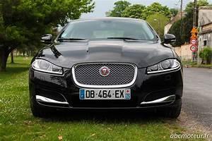 Essai Jaguar Xf : essai jaguar xf 163 grande routi re par excellence sir ~ Maxctalentgroup.com Avis de Voitures