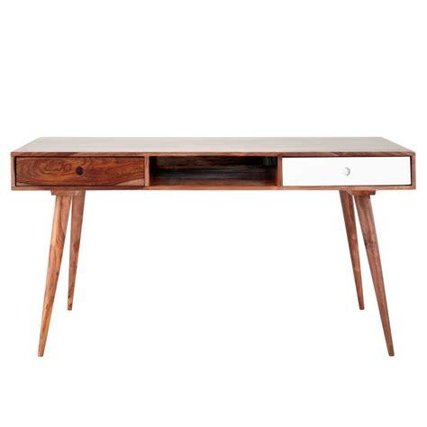 bureau b massief sheesham houten vintage bureau b 150 cm andersen