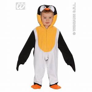 Baby Penguin Fancy Dress Costume for Toddlers SANC2743P