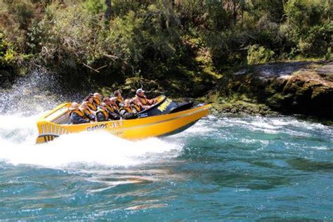 Jet Boat Rapids by Rapids Jet Boat Taupo Experience The Aratiatia Rapids