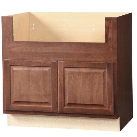 apron sink base cabinet hton bay hton assembled 36x34 5x24 in farmhouse