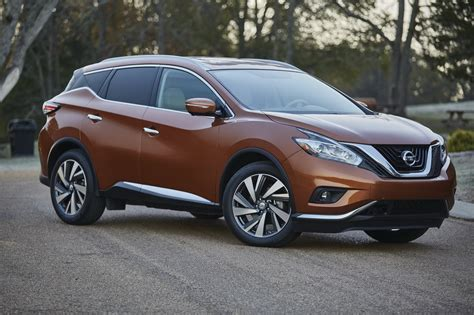 car nissan 2016 2016 nissan murano carsfeatured com