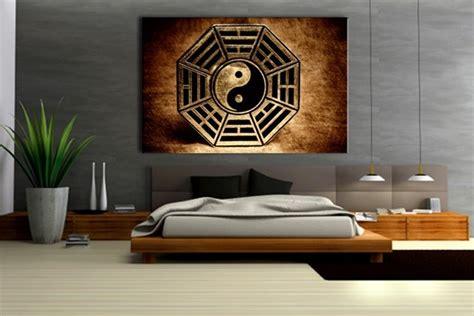 chambre garcon peinture déco chambre yin yang