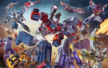 Transformers Optimus Prime Bumblebee G1 Megatron Battle