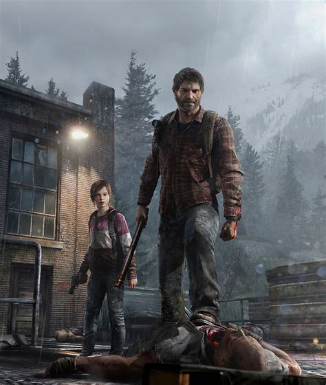 Video Game Review 'the Last Of Us By Naughty Dog