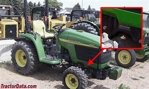 Tractordata Com John Deere 4410 Tractor Information