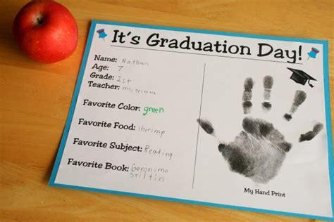 random handprints a nyc live from new jersey 256 | handprint graduation certificate