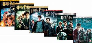 The Harry Potter Series. What's The Best Age For The Books?