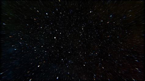 Moving Through The Starfield Space Voyage By Vf Videohive