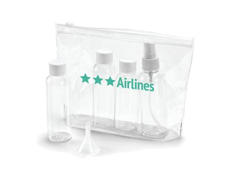 avion trousse de toilette en cabine asdirect fr trousse de toilette personnalis 233 e cabine avion