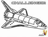Coloring Space Shuttle Challenger Sheet Yescoloring Nasa Pages Colouring Printable Spectacular sketch template