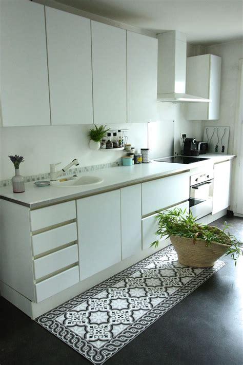 sol vinyl pour cuisine sol vinyl pour cuisine 1 tapis vinyl effet carreaux de