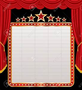 Broadway marquee clipart free driverlayer search engine for Theatre sign clipart