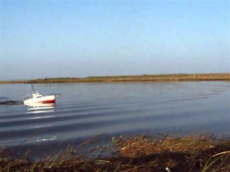 Fishing Boats On Ebay For Sale by Rc Fishing Boat Test For Sale On Ebay Youtube