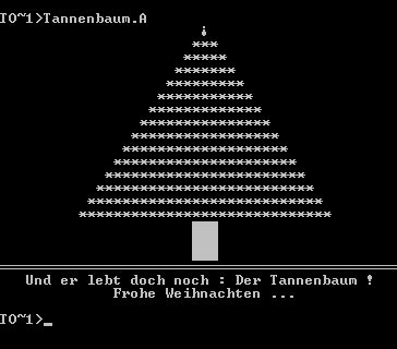 ascii tannenbaum tannenbaum the virus encyclopedia