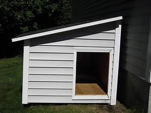 claypool dog house With outdoor dog box