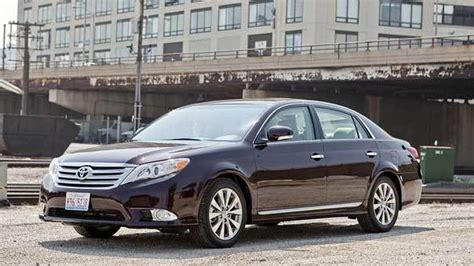 avalon toyota luxury much calm smooth ride offers without tag cars