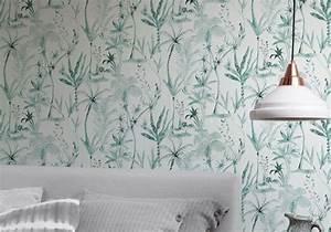 Tapisserie 4 Murs : 25 superbes papiers peints pour la chambre elle d coration ~ Melissatoandfro.com Idées de Décoration