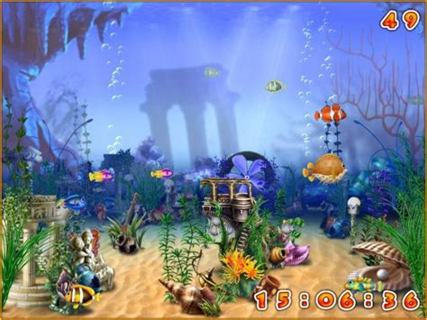 fond d aquarium 3d aquarium 3d screensaver t 233 l 233 charger