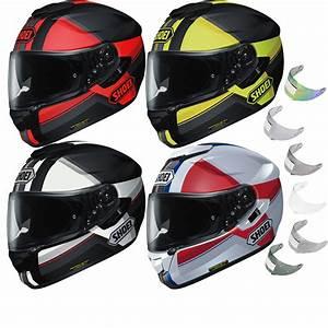 Visiere Shoei Gt Air Shoei Gt Air Exposure Motorcycle Helmet Visor