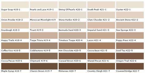 best 25 valspar colour chart ideas on pinterest