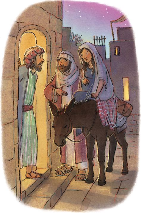 jesus birth story teaching children