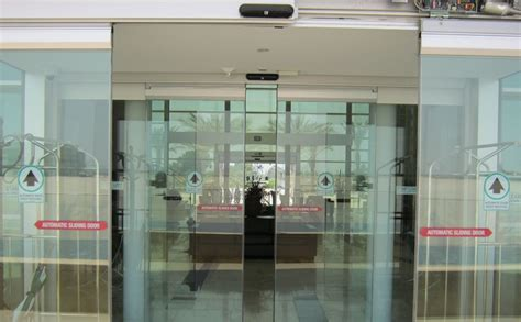 automatic sliding glass doors automatic glass doors category posts vortex doors
