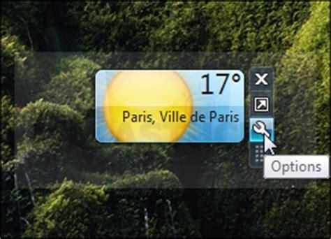 telecharger meteo sur le bureau retrouver les gadgets windows 7 tous les cours en ligne