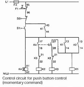 Electrics Ebook  U0026 Software  Typical Circuit Diagram Of Star Delta Starter
