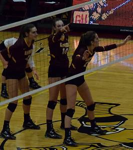 Volleyball defeats Pitt-Johnstown in second round of NCAA ...