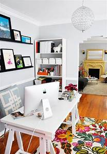Pinterest Meets Practical: Stylish Home Workspace