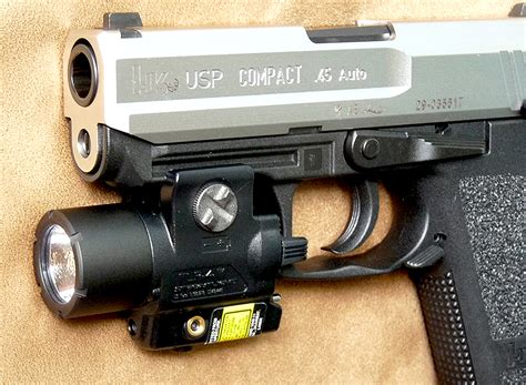 hk usp 45 laser light a new companion for my usp compact 45 stainless page 8