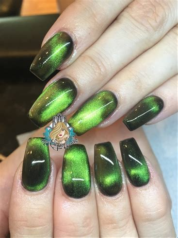tiger eye nail art gallery