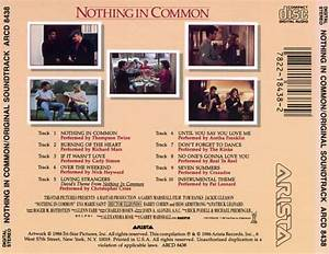 Nothing in Common Soundtrack (1986) - CD Sniper Reference ...