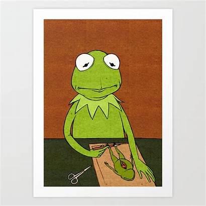 Kermit Society6