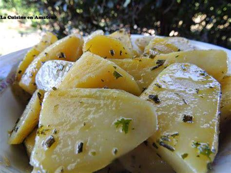 pomme de terre cuisine recettes de cuisine à la vapeur et pomme de terre