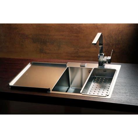 flush kitchen sink alveus stylux 10 pop up kitchen flush or flat mount sink 1036