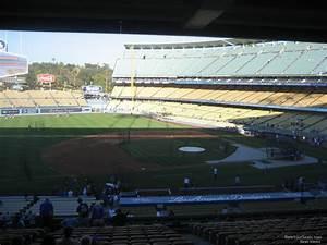 Seating Chart Dodger Stadium Rows Dodger Stadium Section 137 Rateyourseats Com