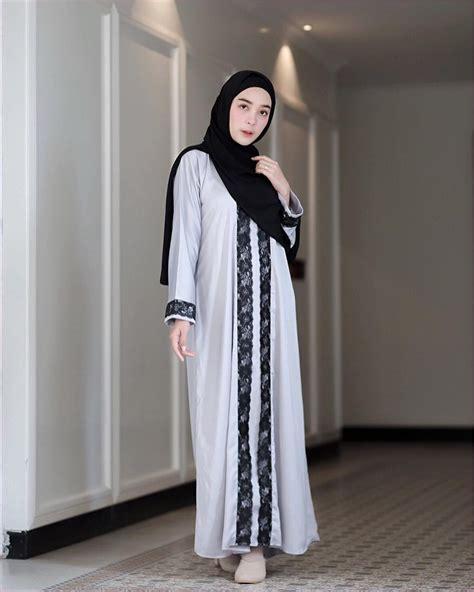 muslimah gamis  mencari model baju gamis