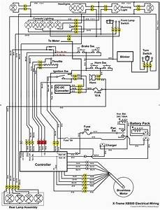 125cc Scooter Wiring Diagram