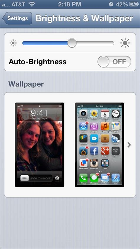 how to fix auto brightness issues with ios 6 imore