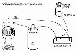 No Brainer Wiring Question - Ballast Resistor